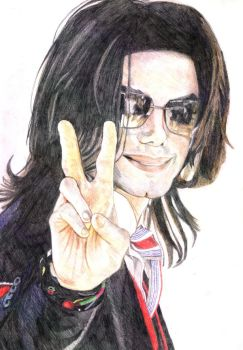 Michael Jackson by Fandias