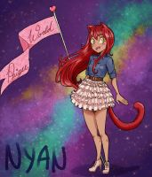 Nyan by guardian-angel15