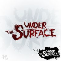 Under The Surface - logotype by h-hich