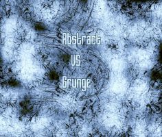 Abstract vs Grunge 2 by fedekiller