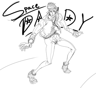 Space Dandy by Whatabitch