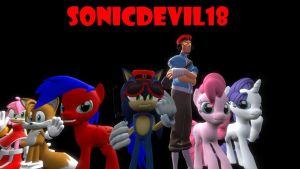 Sonicdevil ID 6 by sonicdevil18