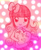 All my love to all!!! :D by Princess-yari