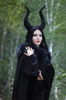 Maleficent. Noble by mysteria-violent