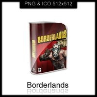 Vista Box - Borderlands by HailToTheFreak