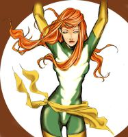 Jean Gray Phoenix by Romax25
