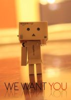 We Want You by LittleBigPlanet93