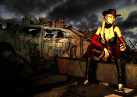 urban cowgirl by whitewillow2010