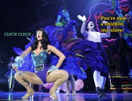 Katy Perry Mind Controlled by messiasguardiola