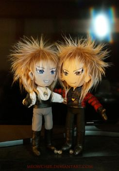 Jareth Double Trouble by Meowchee