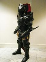 [Vindictus Cosplay] Dark Crest by Shintenzu