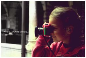 Be a photographer by My-First-Diary