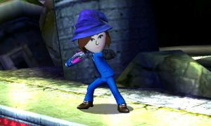 Jill Valentine in Smash Bros. by SonicPal