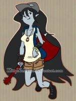 AT: Marceline by KittyNoMore
