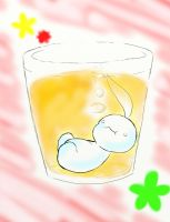 Guava Passionfruit Pool by landnaruto123