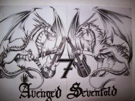 A7X Logo by Revie6661