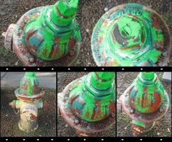 Story Of A Hydrant by omgitsjulia