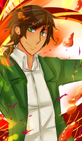 Hetalia OC: I s t a n b u l by SPINNY-chair-HERO