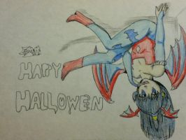 Halloween 2012 by DMN666