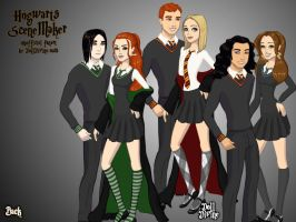 After Pottermore by Skyred8604