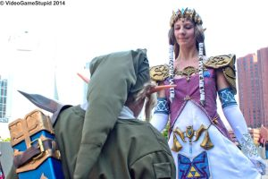 Otakon 2014 - Twilight Princess(PS) 20 by VideoGameStupid