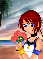 Cute Kairi by youfie