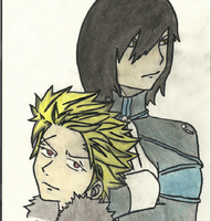 Sting and Rogue by Kaitlyn4567