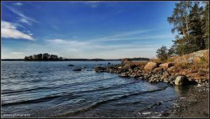 autumn waters 6 by Arawn-Photography