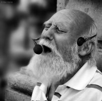 Papy Blues - 1 by BenHeine