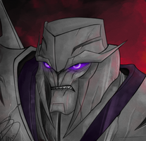 More Megatron~ by DeceptiveShadow