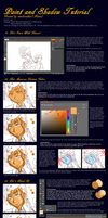 Color and Shadow Tutorial by murderaddict
