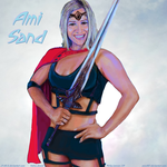 SWORD And SEXY Ami Sand By JY-KO-X by zenx007