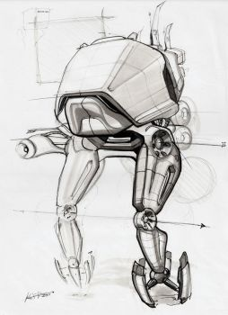 ATST Tribute Mech Design by ecco666