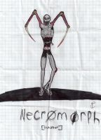 Necromorph by THE-R4GE