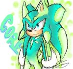 Core The Hedgehog by Disolution