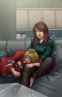 Commish : Alchemica chapter 4 by wansworld