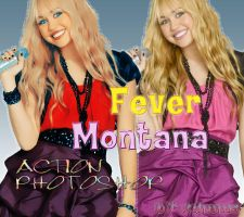 Action Photoshop feverMontana by xdmms