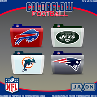 Colorflow Football Set 2 by JayJaxon