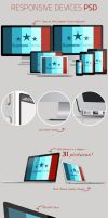 Responsive Devices Bundle by SupremeThemes