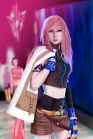 Fashion Lightning by Thesealmx