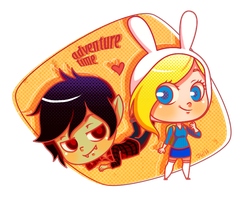 fiona n marshall lee by junawashere
