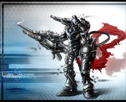 WarMachine by mobius-9