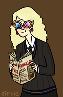 The Quibbler by KreedKafer