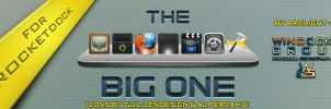 The Big One for RocketDock by Arclight-17