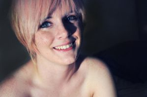 2P Hetalia: Freckles by Time-Pirate