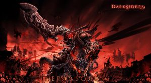Darksiders - The End Is Coming by DevilsMayCry666