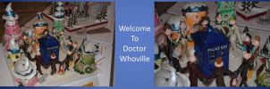 Welcome to Doctor Whoville by fixinman