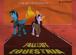 Fallout Never changes by ElPonyFurry