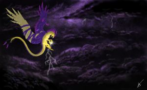 Time for storm by drawdragon