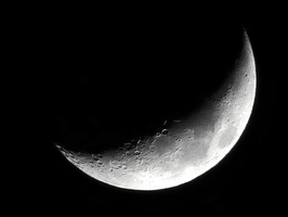 crescent MOON by st3rn1